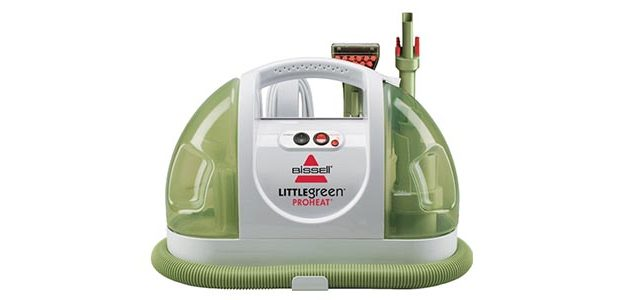 BISSELL Little Green ProHeat Review