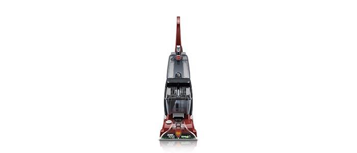Hoover FH50150 Carpet Basics Power Scrub Review