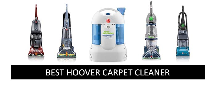 Best Hoover carpet cleaners