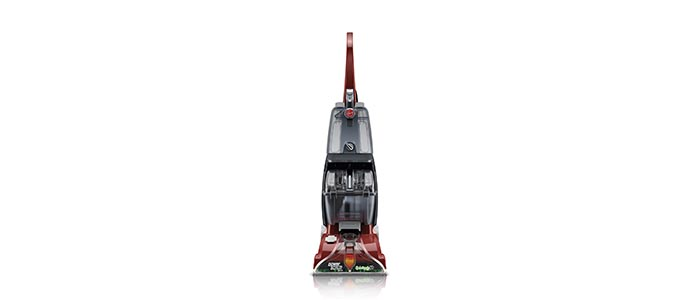 Hoover FH50150 Carpet Basics Power Scrub Review